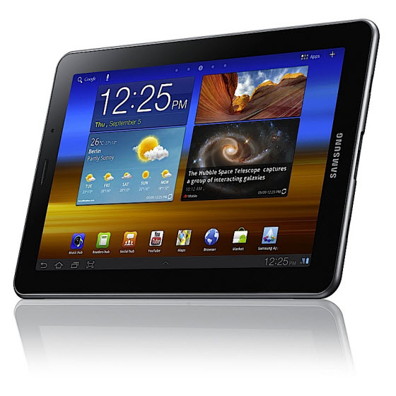 Galaxy Tab 7.7 Video Converter