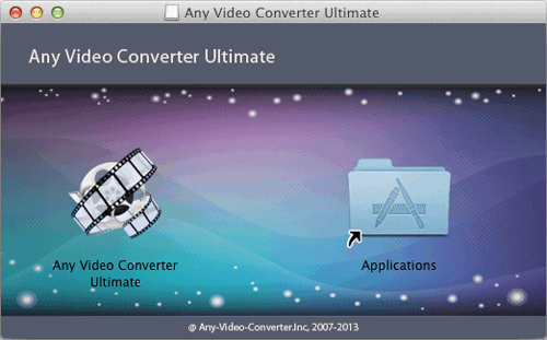 Install Any Video Converter Ultimate