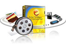 Any Video Converter = BlackBerry Converter + MPEG Converter + AVI Converter + FLV Converter + YouTube Video Converter + MP4 Converter