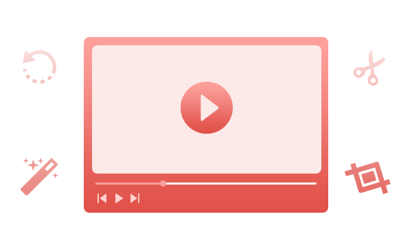 edit and personalize video