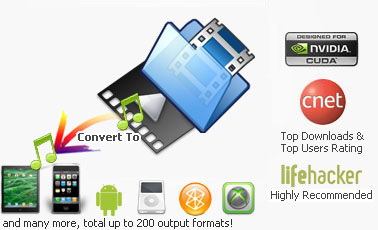 Any Video Converter Pro. Banner