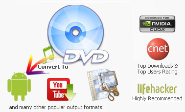 Any DVD Converter for Android Banner