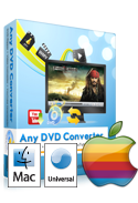 order Any DVD Converter for Mac
