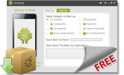 Free and Easy-to-use Android Backup and Restore